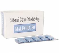 Malegra 50 mg (10 pills)