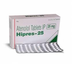Hipres 25 mg (14 pills)