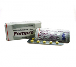 Fempro 2.5 mg (10 pills)