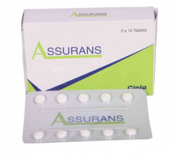 Assurans 20 mg (30 pills)