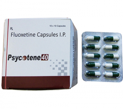 Psycotene 40 mg (10 pills)