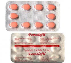 Femalefil 10 mg (10 pills)