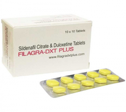 Filagra DXT Plus 160 mg (10 pills)