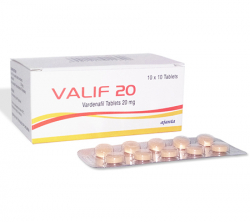 Valif 20 mg (10 pills)