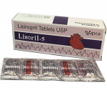 Lisoril 5 mg (10 pills)