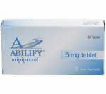 Abilify 5 mg (28 pills)