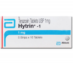 Hytrin 1 mg (10 pills)