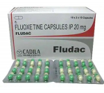 Fludac 20 mg (30 caps)
