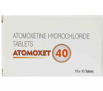Atomoxet 40 mg (10 pills)