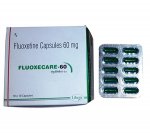 Fluoxecare 60 mg (10 pills)