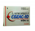 Cozac 10 mg (10 pills)