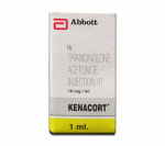 Kenacort injection 10 mg (1 vial)