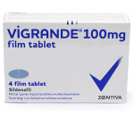 Vigrande 100 mg (4 pills)