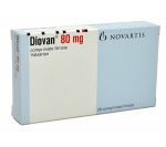 Diovan 80 mg (28 pills)