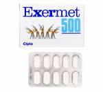 Exermet 500 mg (15 pills)