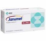 Janumet 50 mg/500 mg (15 pills)