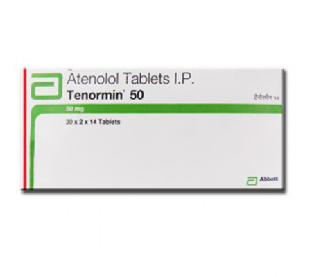 Tenormin 50 mg (14 pills)