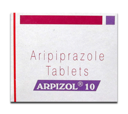Arpizol 10 mg (10 pills)